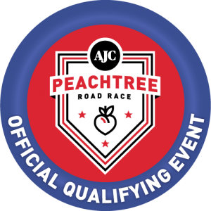 Peachtree Road Race-Qualifier-Badge